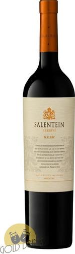 Vino Salentein Reserva Malbec X 750ml