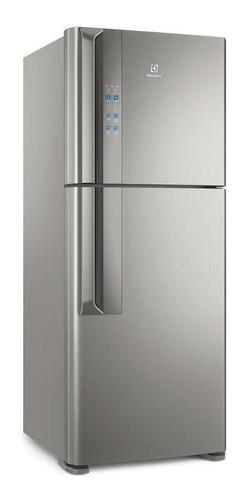 Refrigerador Inverter No Frost Electrolux If55 Platinum Con Freezer 431l 220v