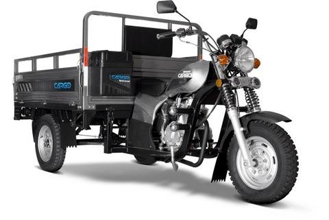 Motomel Tricargo 150 0km Gris Apmotos Motocarga Delivery