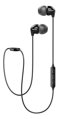Auriculares Inalámbricos Philips Upbeat Shb3595 Negro