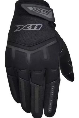 X11 Fit X Luva Moto Masculina E Feminina Proteção X1 A Vista