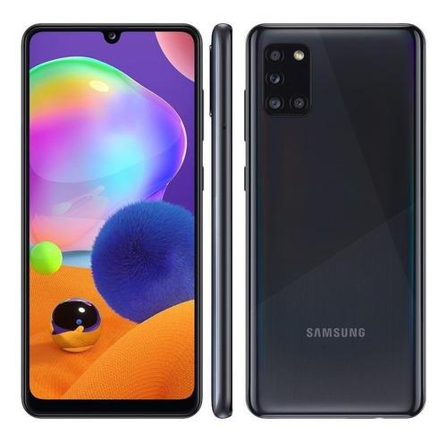 Samsung Galaxy A31 Dual Sim 128gb Prism Crush Black 4 Gb Ram