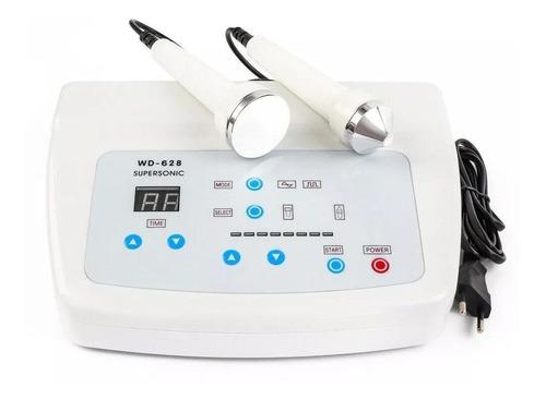 Ultrasonido Terapeutico Masajeador Antienvejecimiento Piel
