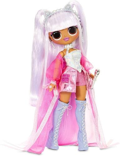 L.o.l. Surprise! Omg Remix Kitty K Fashion Doll 25 Sorpresas