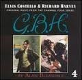 Cd Elvis Costello Richard Haavey - Gbh - Tso Original
