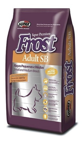 Alimento Frost Adult Sb 1 Kg (razas Pequeñas)