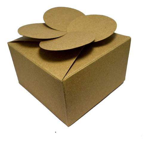 10 Cajas Tapa Trebol Productos Detalle Sorpresas 8 X 8 X 5