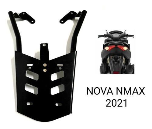 Suporte Baú Nova Nmax 2021 Bauleto Bagageiro Yamaha