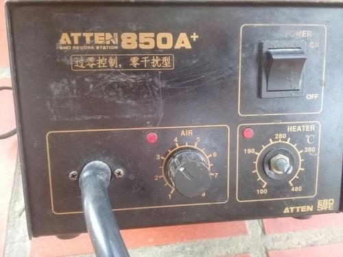 Estación De Calor Para Repuesto