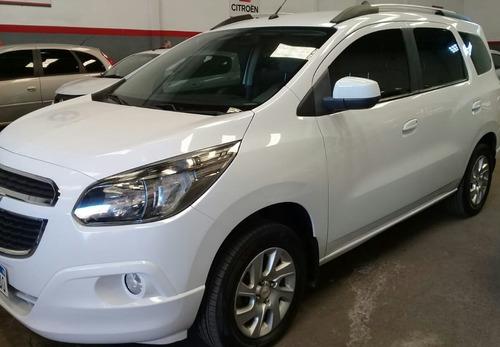 Chevrolet Spin 1.8 Ltz 7 Asientos // 2016