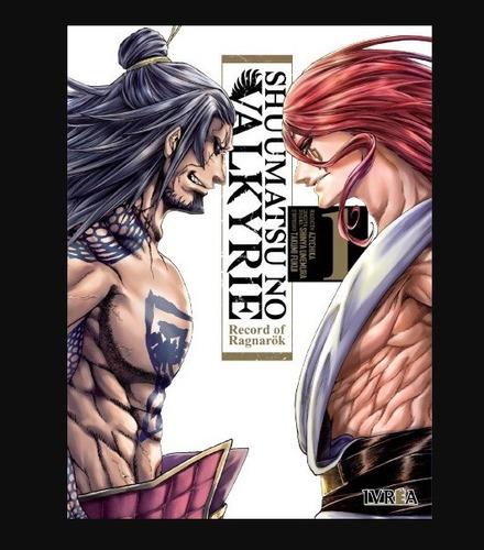 Manga Shuumatsu No Valkyrie Tomo 01 - Argentina