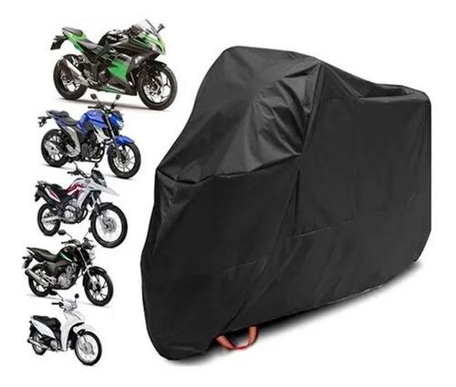 Capa Pra Moto Térmica Protetora Sol Chuva Impermeável