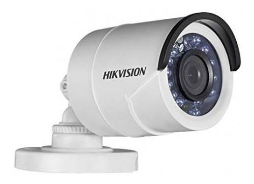 Cámara Seguridad Hikvision 1080p 2mp Cctv Turbo Hd Tvi Cvi A