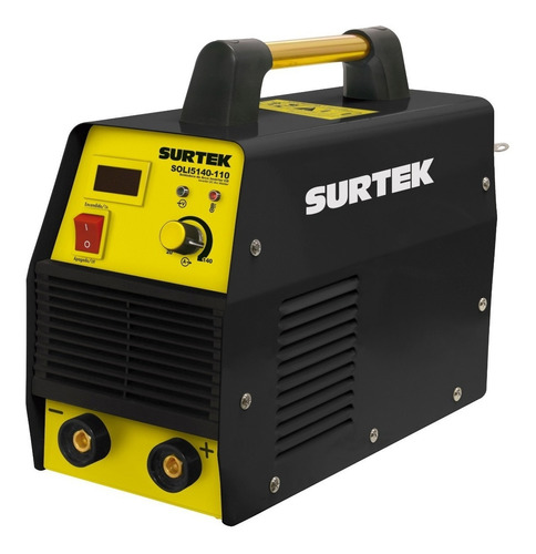 Soldadora Inverter Surtek Soli5140-110 127v