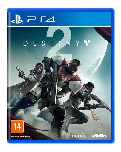Destiny 2 Activision Ps4 Físico
