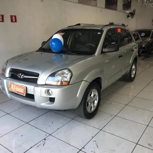 Hyundai Tucson 2.0 Mpfi Gl 16v 142cv  2011