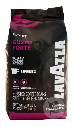 Café Lavazza Expert Gusto Forte Grano Entero 1kg