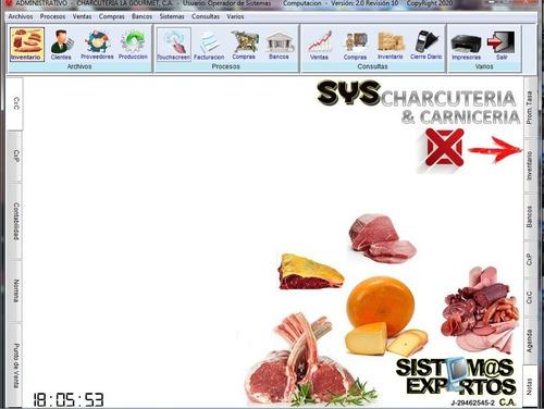 Software O Programa Charcuteria & Carniceria