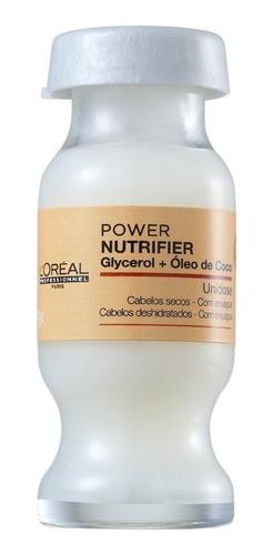 Loréal Professionnel Nutrifier Power - Ampola 10ml Blz