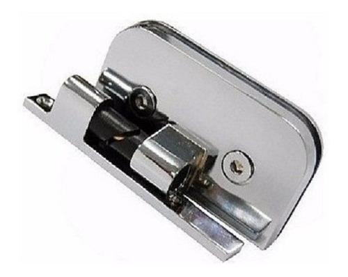 Dobradiça Automática Para Box De Banheiro 1114 Cromada