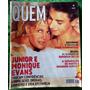 Revista Quem Acontece 32 Junior Lima E Monique Evans 2001