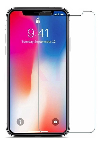 Film Vidrio Templado Para iPhone 6 6s 7 8 X Xs 11 11 Pro Max