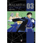 Mangá Fullmetal Alchemist Nº 3 ( Em Português )