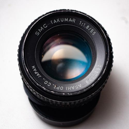 Lente Smc Takumar 55mm 1.8