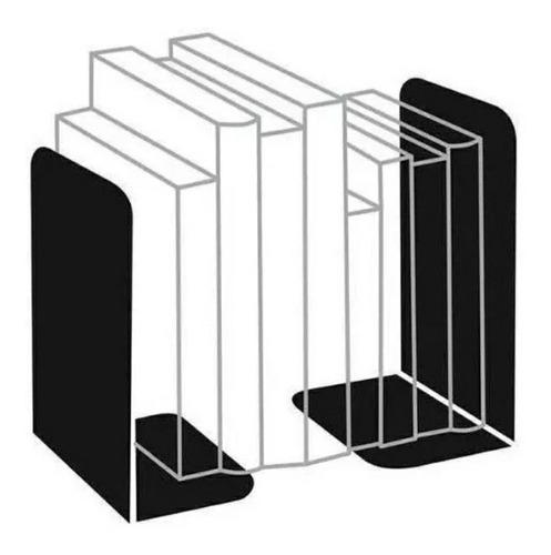 Suporte Para Livro - Apoio Lateral Bibliocanto Metal Par 2 L