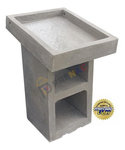 Lavandería Prefabricada Base Y Fregadero - Lavadero De Ropa