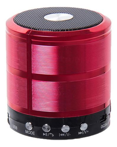 Mini Caixa De Som Bluetooth Portátil Usb Mp3 P2 Sd Rádio Fm