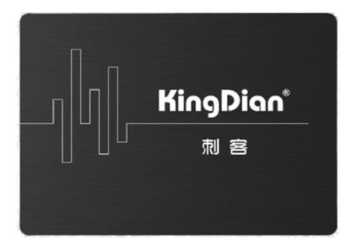 Disco Sólido Interno Kingdian S280-1tb Preto