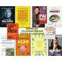 Kit 10 Livros O Poder Do Hábito, Mindset, Pai Rico Pai Pobre