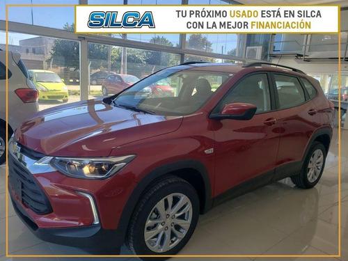 Chevrolet Tracker Ltz 2021 Rojo 0km