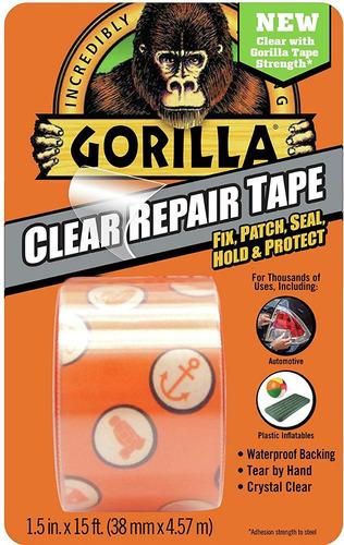 Cinta Gorilla Clear Repair Tape