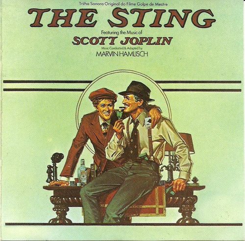 The Sting Golpe De Mestre Tso Original