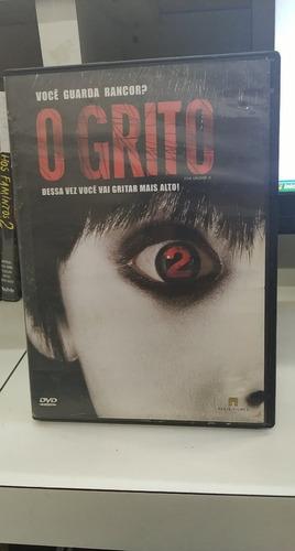 O Grito 2 -dvd Original