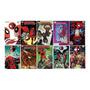 Coleção Revista Hq Marvel Spider Man Deadpool (10 Capas)