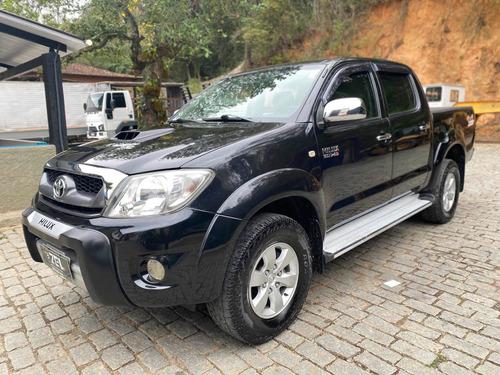 Toyota Hilux 2010 3.0 Srv Cab. Dupla 4x4 4p