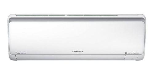 Ar Cond Samsung Inverter  Frio 9000 Btu Bra 220v Ar09mvspbgm