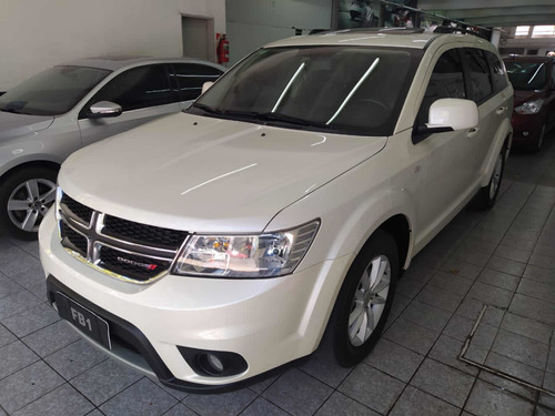 Dodge Journey 2017 2.4 Sxt 170cv (techo, Dvd, Nav) Fb1