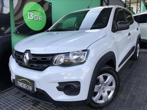 Renault Kwid 1.0 Zen Flex 4p Manual - 13.000 Km