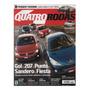 Quatro Rodas Nº581 Gol 207 Punto Sandero Fiat 500 Abarth Q7