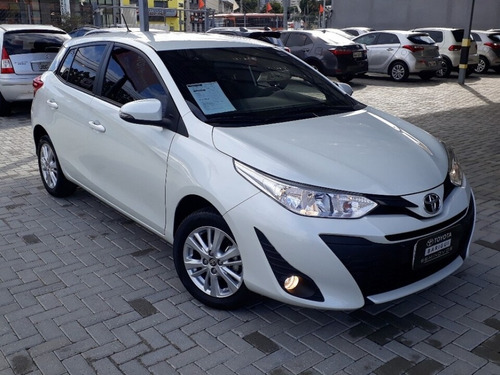 Toyota Yaris 2018/2019 0257