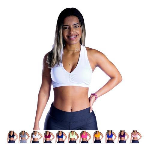Top Fitness Academia Ginastica Com Bojo Blak Friday Oferta