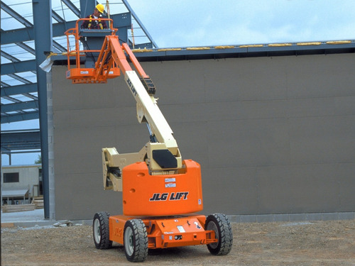 Brazo Articulado   JLG  E450  Aj       Electrico