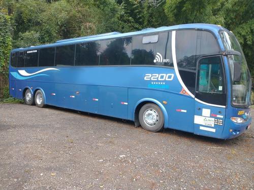 Paradiso 1200 Scania Executivo Scania 124