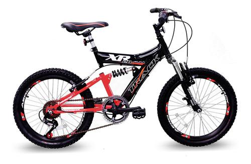 Bicicleta Track Xr 20 Juvenil Aro 20