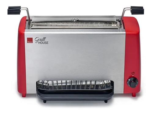 Vertical Grill House Rocco - 220v