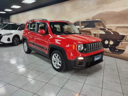 Jeep Renegade 1.8 Longitude 4x2 Flex Aut